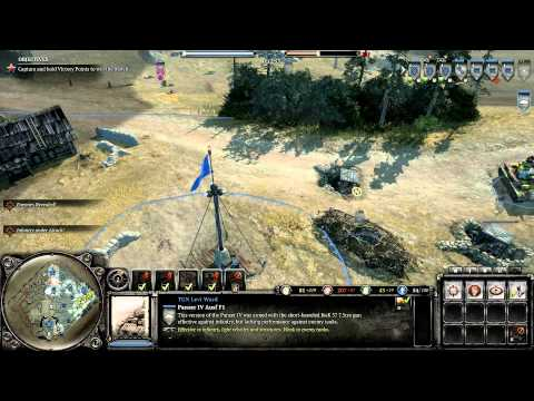 Company of Heroes 2 Theater of War The Crimea on General Difficulty