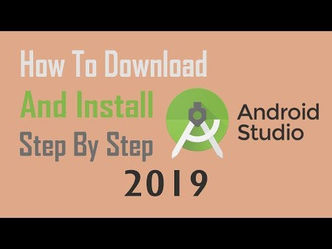 How To Install Android Studio On Windows 10 2019