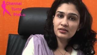 Chennai Turns Pink - Pink Ambassador - Ms Sarah Natasha