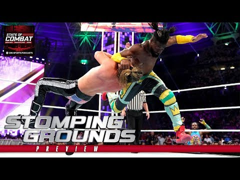 2019 WWE Stomping Grounds Preview  WWE  State of Combat