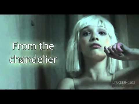 Sia   Chandelier Lyrics Video HD