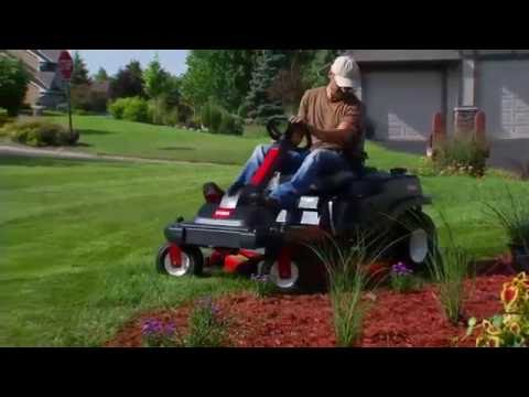 Top 3 Reasons to Buy A Zero Turn Mower from Toro.