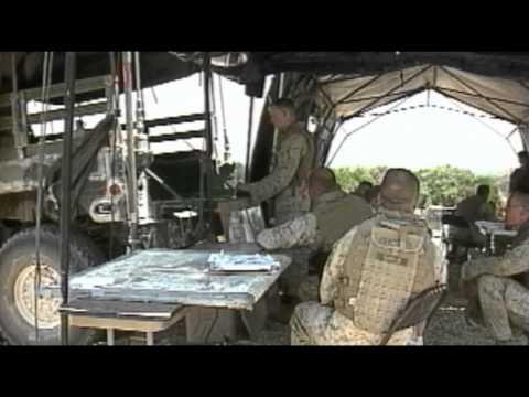 Javelin Thrust 2010 Marine Forces Ready, Texas Style