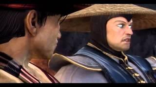 Mortal Kombat 9 HD - Capitulo 1 (Dublado)