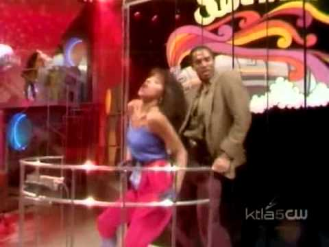The Soul Train Dancers 1981 (Shalamar - Make That Move)
