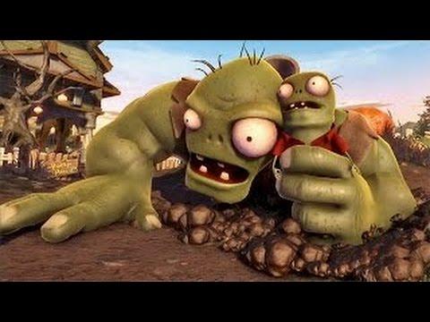 Растения против зомби смотреть онлайн мультфильм