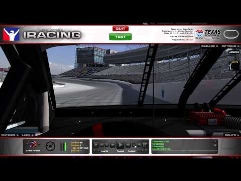 iRacing Track Guides - Texas Motor Speedway
