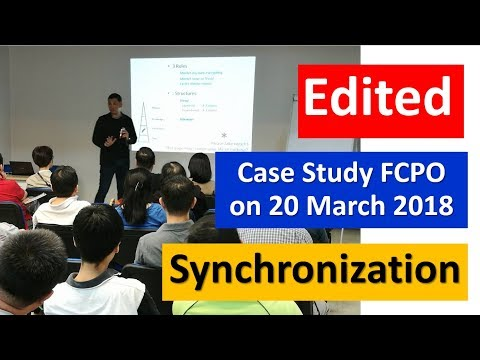 Synchronization Dow theory & Fibo : Case study for FCPO (Edited) (ENG)
