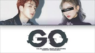 Sehun & You 「GO」 (Color Coded Lyrics Han|Rom|Eng)