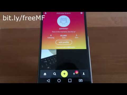 How To Get Free Musically Followers & Fans   Working 2017 [Free Followers Musically]