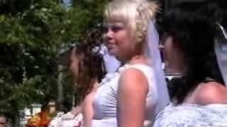 Парад Невест-2010 в Черемхово