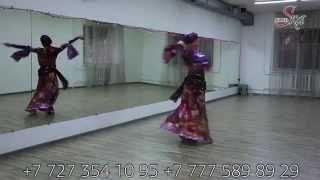 Восточные танцы - Юлия Бриндюкова (студия танцев в алматы, восточные танцы алматы)