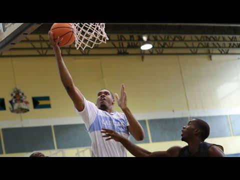 ICTV: UNC Basketball Bahamas Game One Highlights