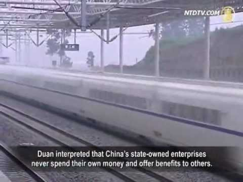 China's RMB 400 Billion High-Speed Rail Line Opens