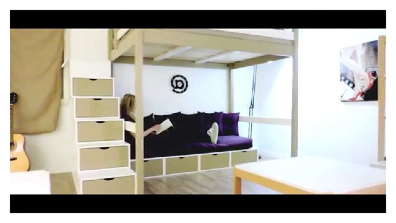 abc meubles le mobilier en bois made in france youtube. Black Bedroom Furniture Sets. Home Design Ideas