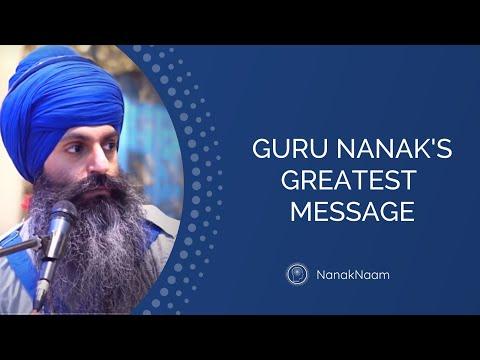You Are God - Oneness - Guru Nanak's Greatest Message