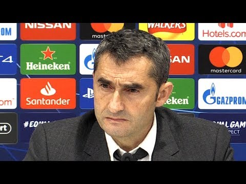 Liverpool 4-0 Barcelona (Agg 4-3) - Ernesto Valverde Post Match Press Conference - Champions League