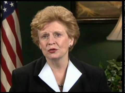 Debbie Stabenow Discusses Missing Children