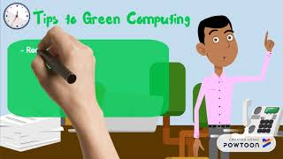 Tips to green Computing Finale