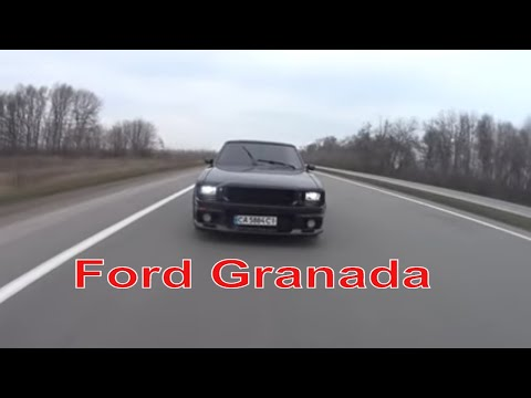 Обзор ТестДрайв Ford Granada 2.0 - бюджетный Mustang или пафосный корч на каждый день