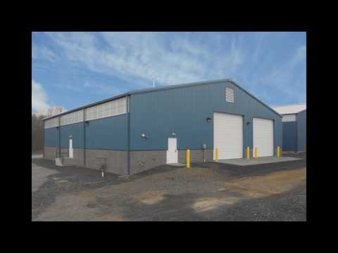 K-Con Design Build Pre Engineered Metal Buildings for Warehouse Storage Facilities
