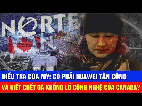 HUAWEI đã Tấn Công và GIẾT CHẾT gã KHỔNG LỒ CÔNG NGHỆ của Canada như thế nào?