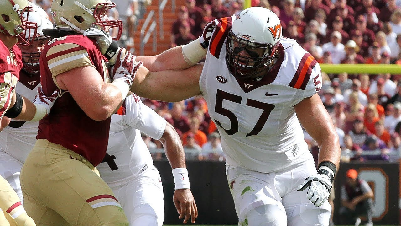 Image result for wyatt teller virginia tech