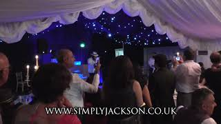 Simply Jackson : Number One Michael Jackson Tribute Act Rugby 2018