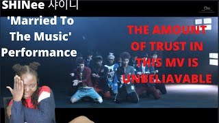 SHINee 샤이니 'Married To The Music' Performance /REACT…