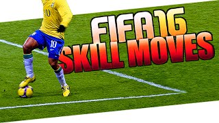 FIFA 16 Skill Moves Suggestions