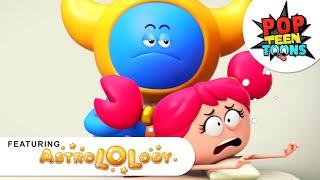 AstroLOLogy: Missy's Massage | Funny Cartoons for Children | Pop Teen Toons