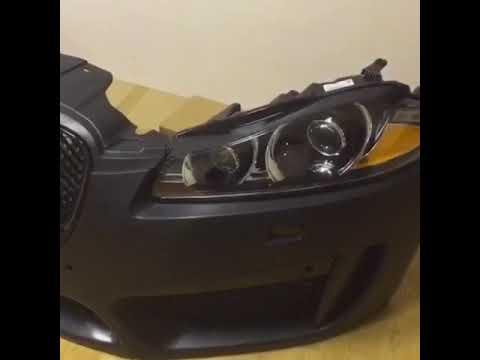 Фары Ягуар Xf Headlamps Jaguar XF USA  Active