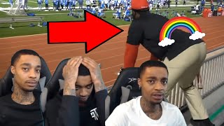 FlightReacts Reacting To Sus Moments #6