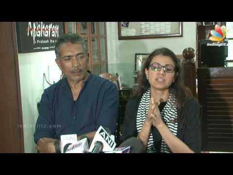 Lipstick Under My Burkha | Press Meet | Prakash Jha, Alankrita