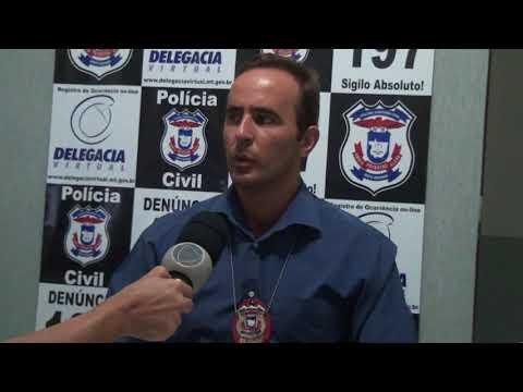 Mais um homem e preso acusado de estupro de vulnerável em Confresa