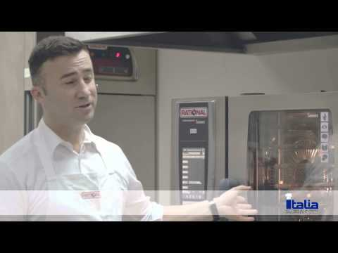 Italia Kitchen Training |  Serkan Dumanoglu for Rational AG