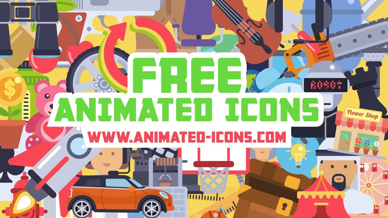 Free Animated Icons – animated-icons