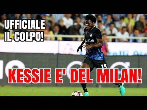 KESSIÈ È DEL MILAN - IL MIO PENSIERO