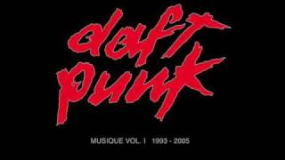 Daft Punk - One More Time (Short Radio Edit) - Musique Vol.1 1993-2005