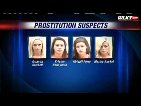5 Face Prostitution Charges Wlky News Louisville