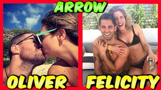 Arrow 🔥 Real Age and Life Partners