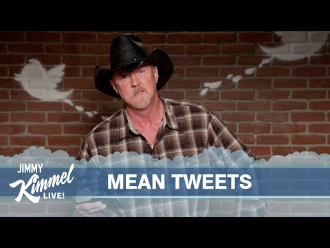 Download Youtube: Mean Tweets – Country Music Edition #3