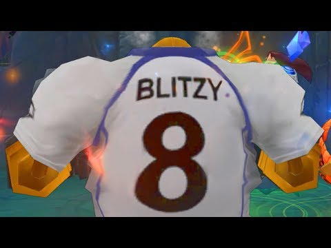 Wood Division Adventures #143 - BLITZY
