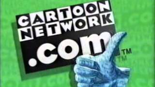 Cartoon Network Commercial Break 2 - October 22, 1999 (Space Ghost Coast to Coast)
