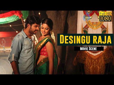 Vimal Bindhu Madhavi Lip Lock - Desingu Raja | Soori | D. Imman | Ezhil