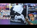 YouTube Turbo PlayStation Classic Unboxing & Overview! Is It Really Bad?