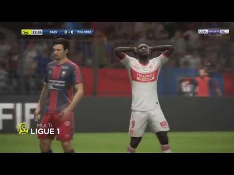 Multiplex Ligue 1 33ème Journée FIFA 18