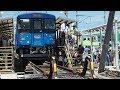 阿武隈急行全線開業30周年、車両基地を25年ぶり公開