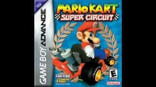 Mario Kart Super Circuit Music - Intro & Title