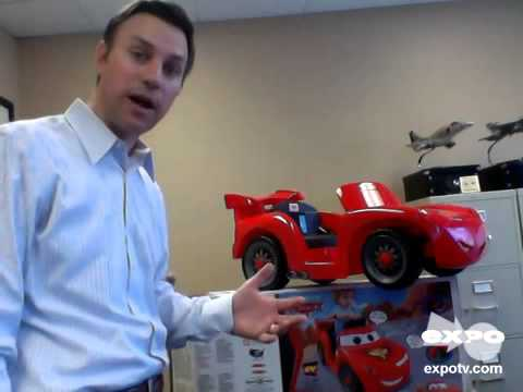 Power Wheels Disney Power Wheels Cars CARS Lil Lightning McQueen